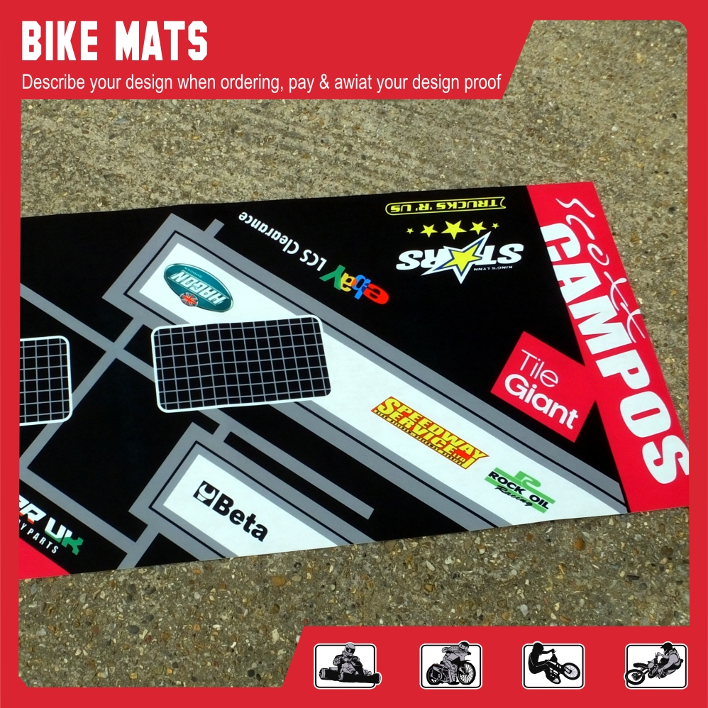Bike mat Campos
