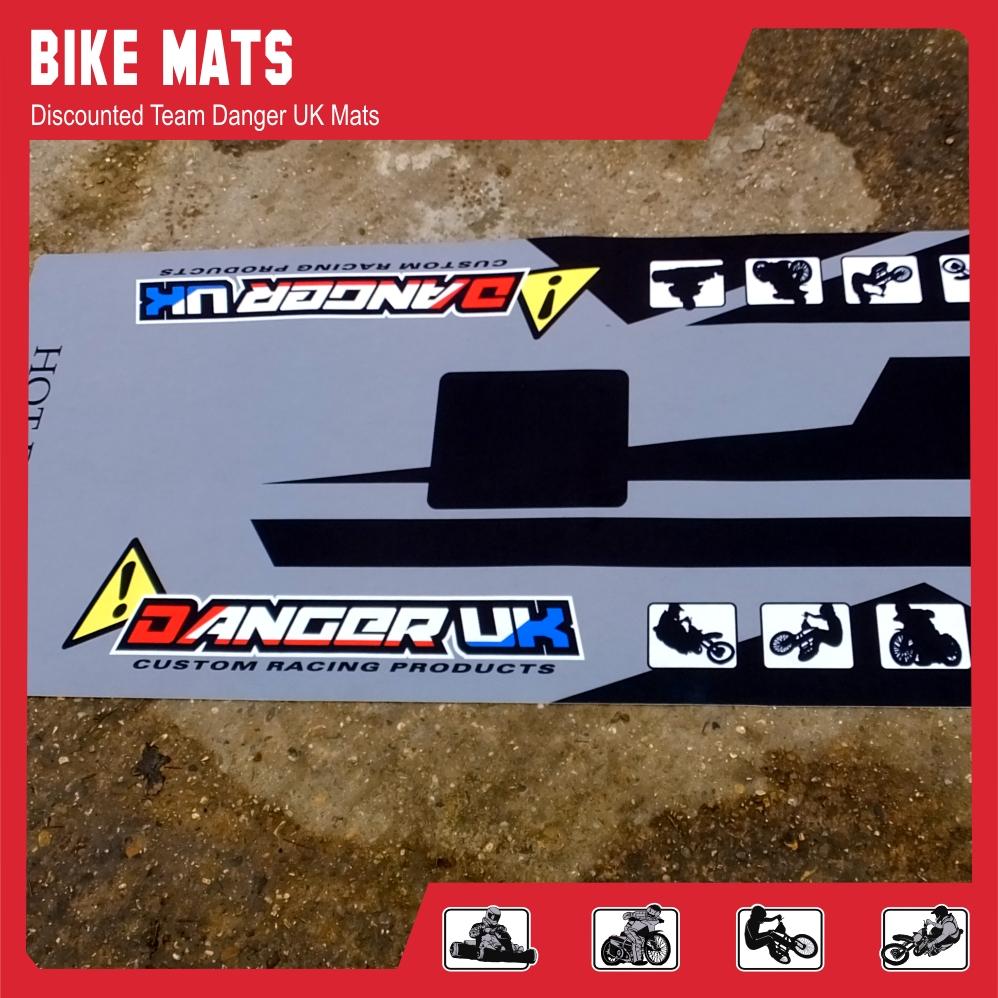 Bike mat DUK