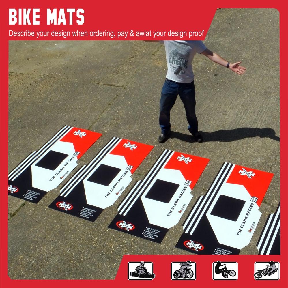 Bike mat Hitachi MXW