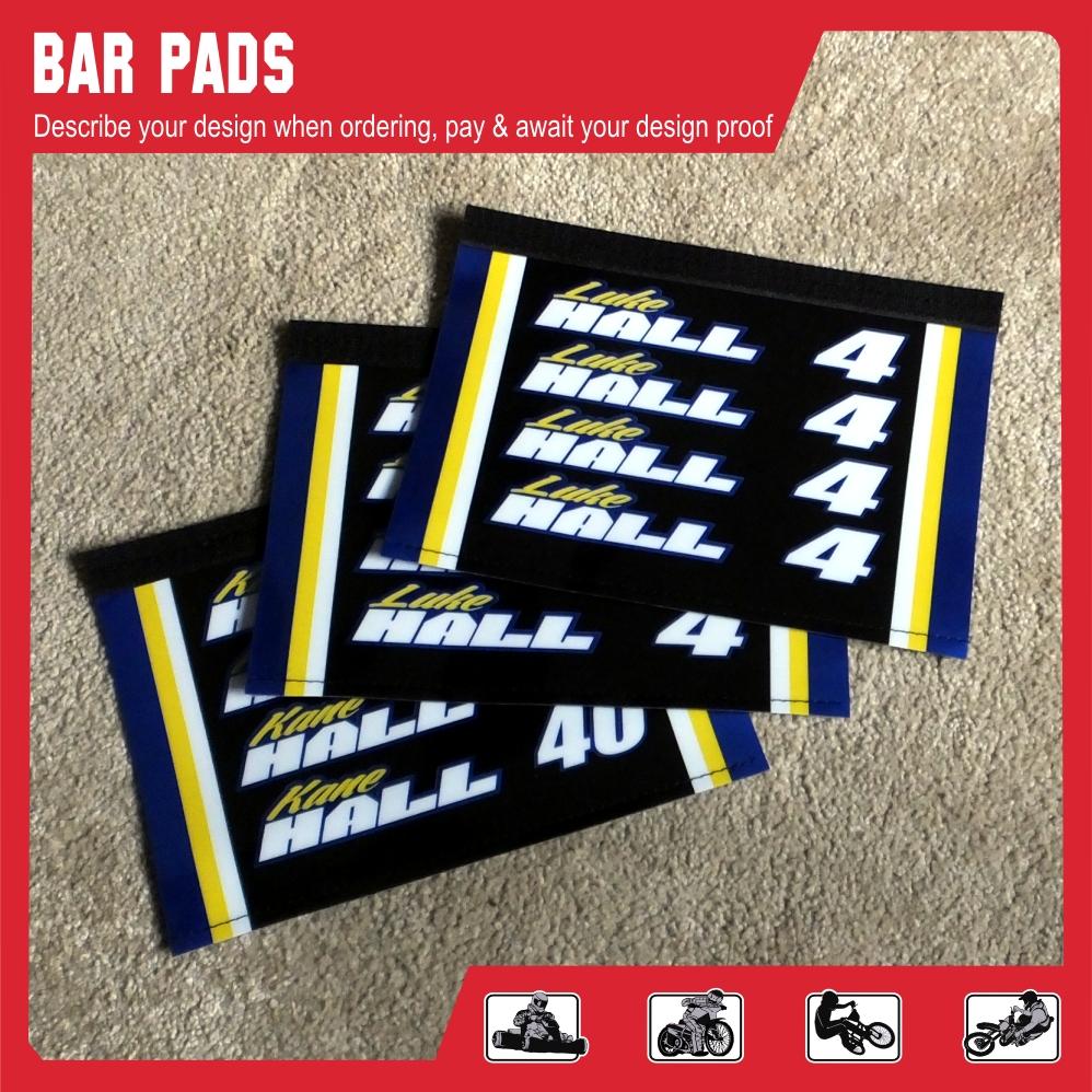 Custom Bar pads