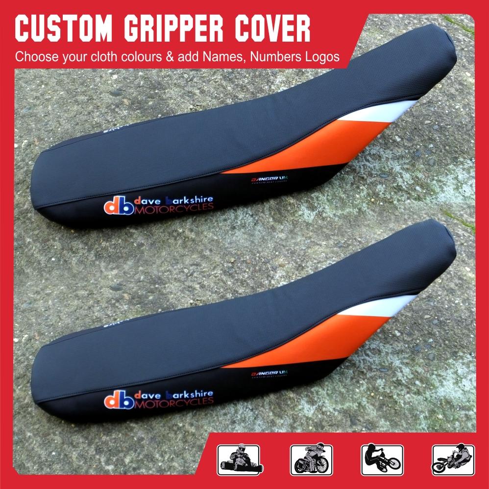 Custom gripper cover 1
