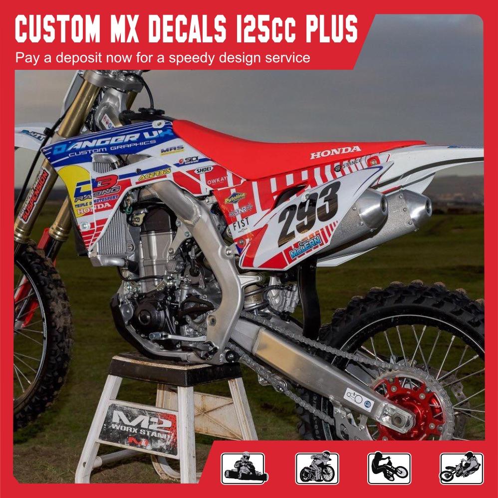 Custom MX 125cc