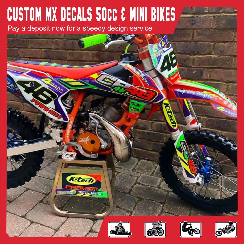 Custom MX 50cc mini