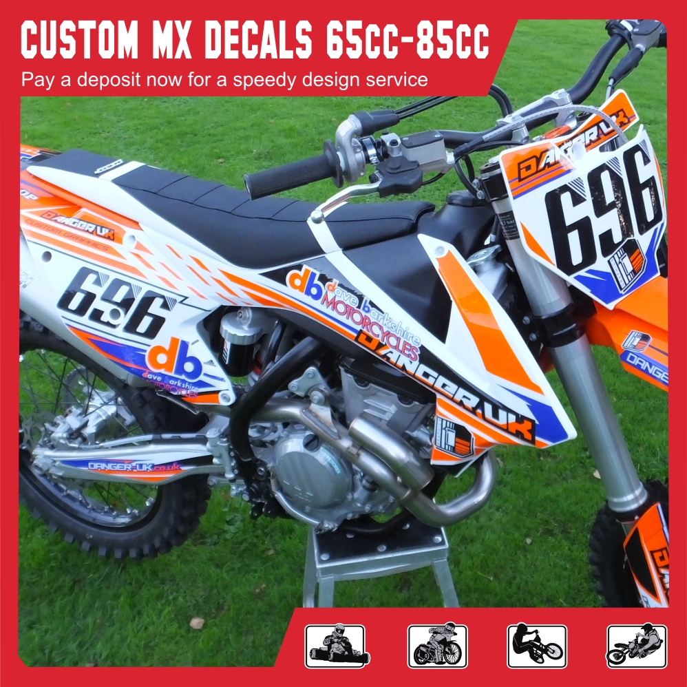 Custom MX 65cc to 85cc