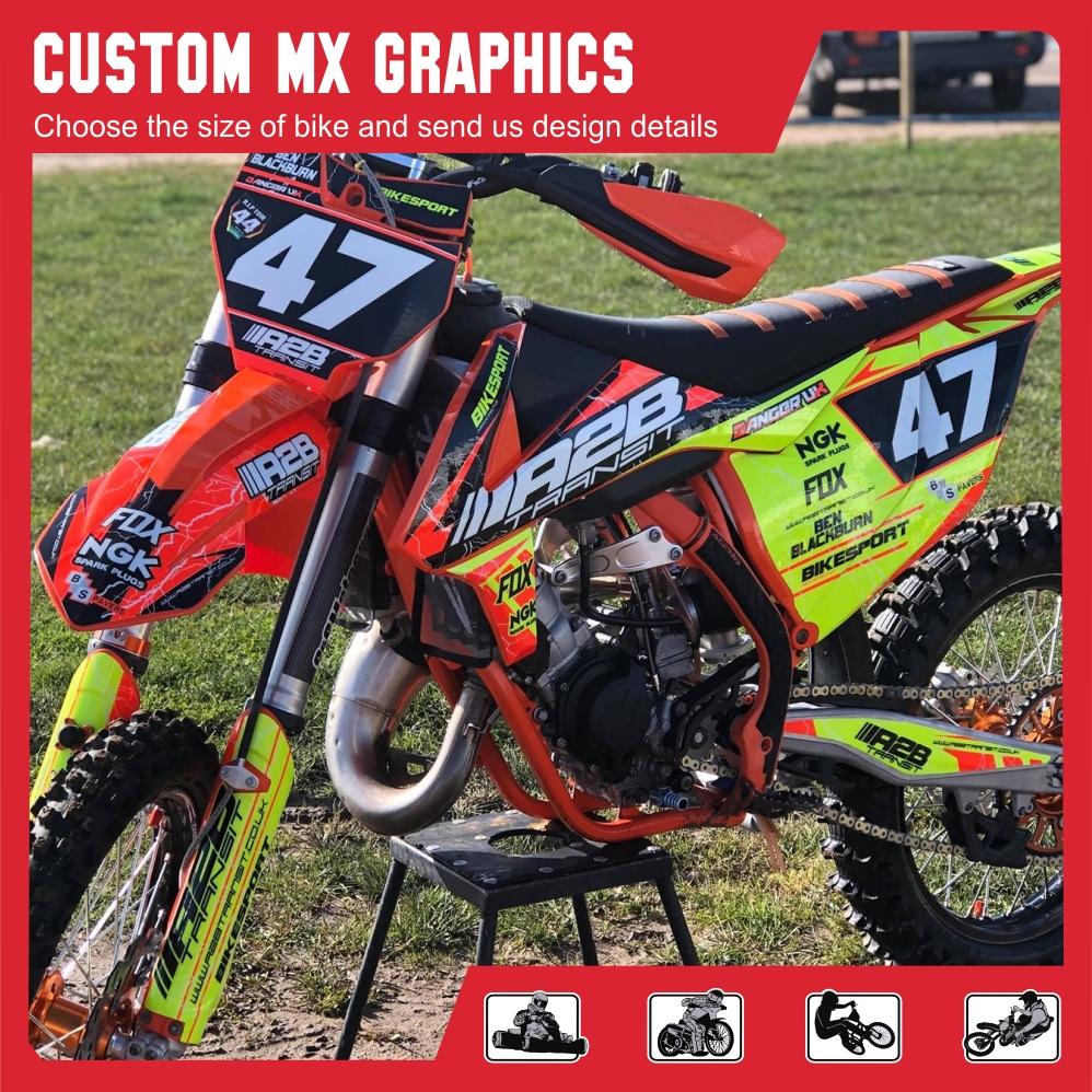 Custom mx page