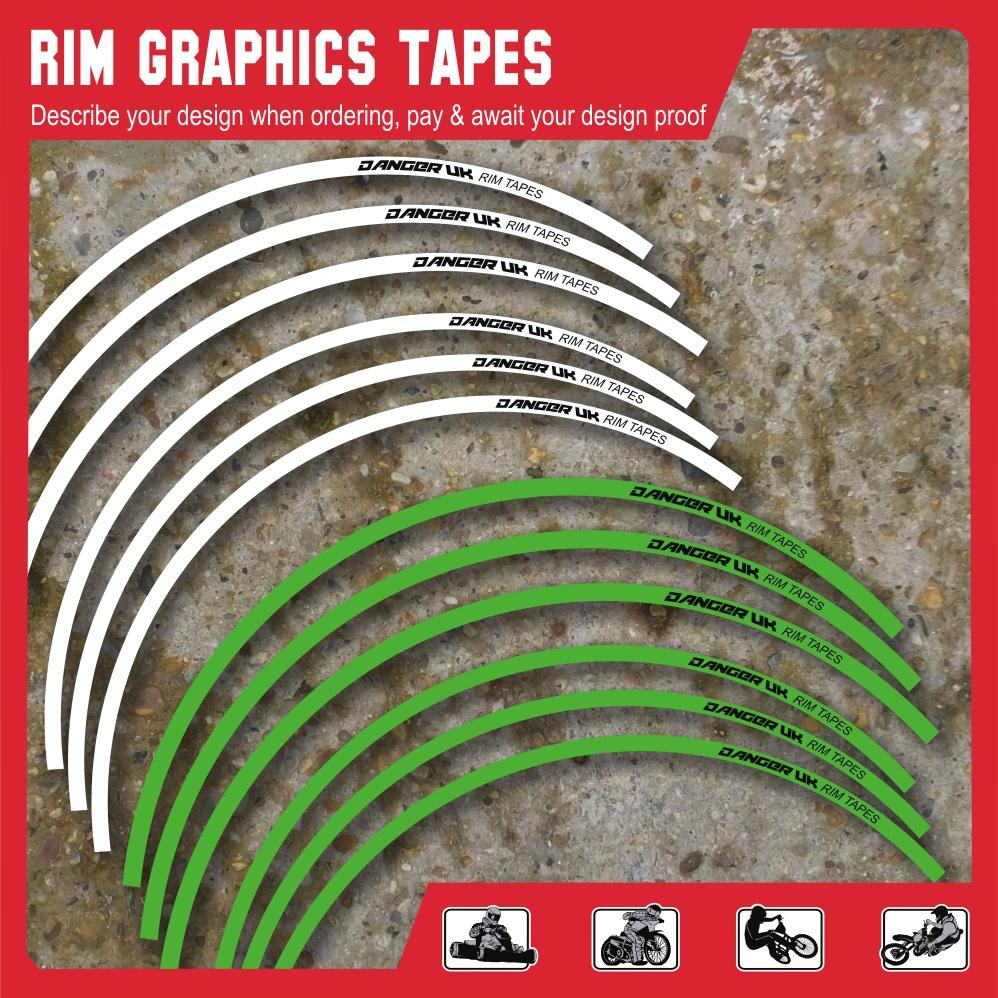 Custom Rim tapes
