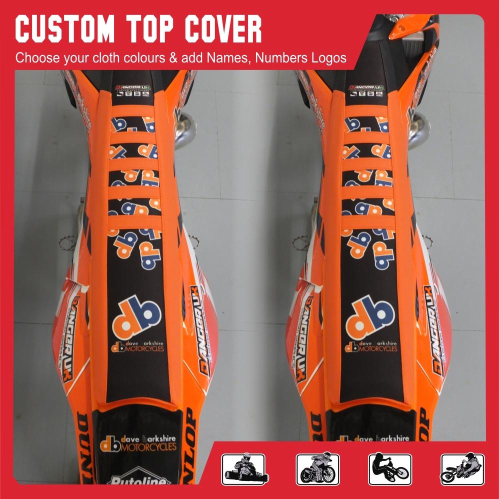 Custom top seat cover 1