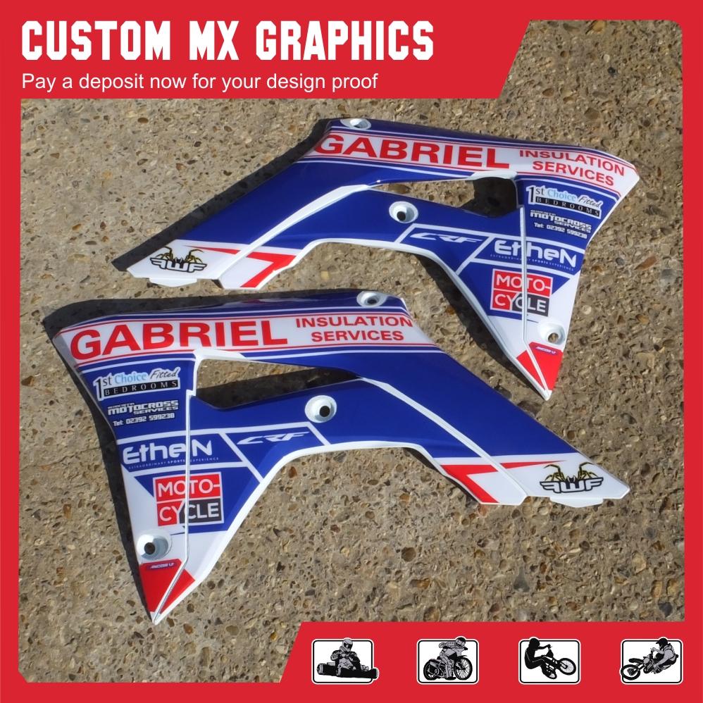 Gabriel graphics