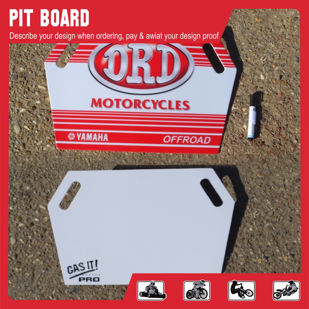 Pit board 1