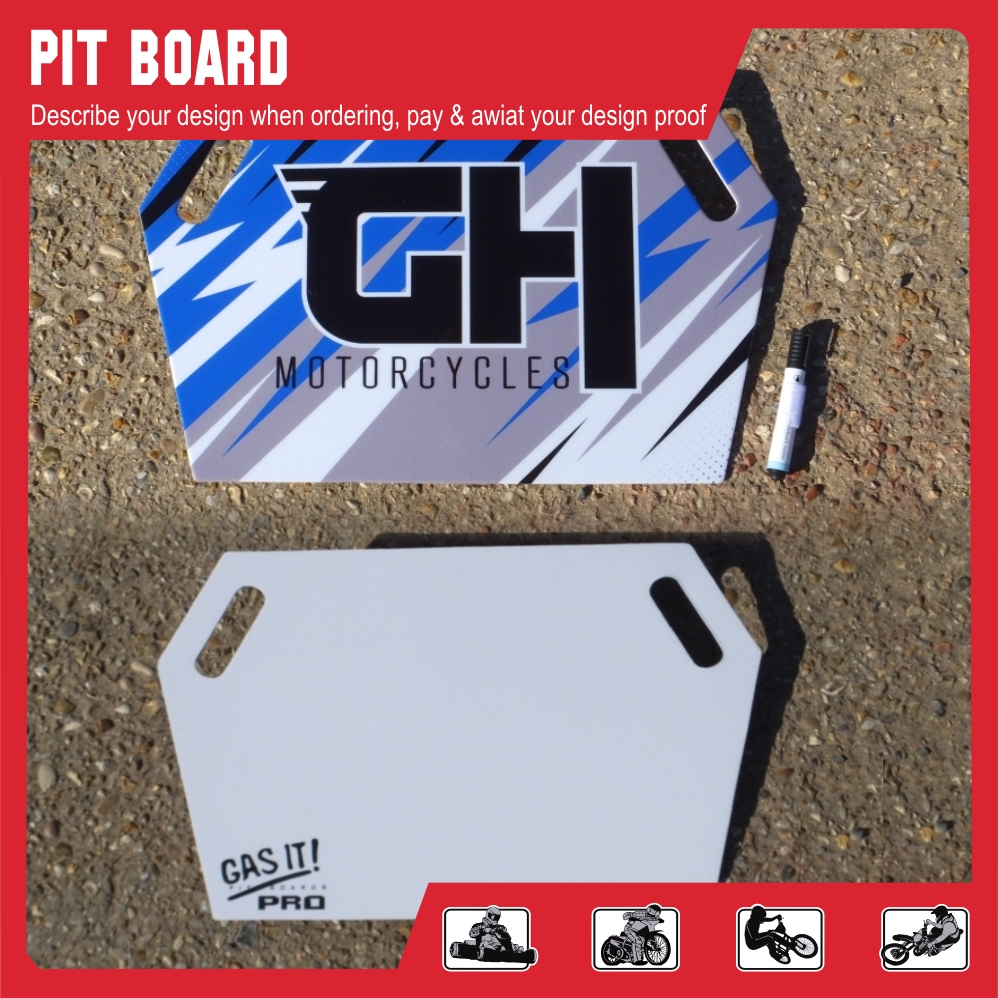 Pit board 3