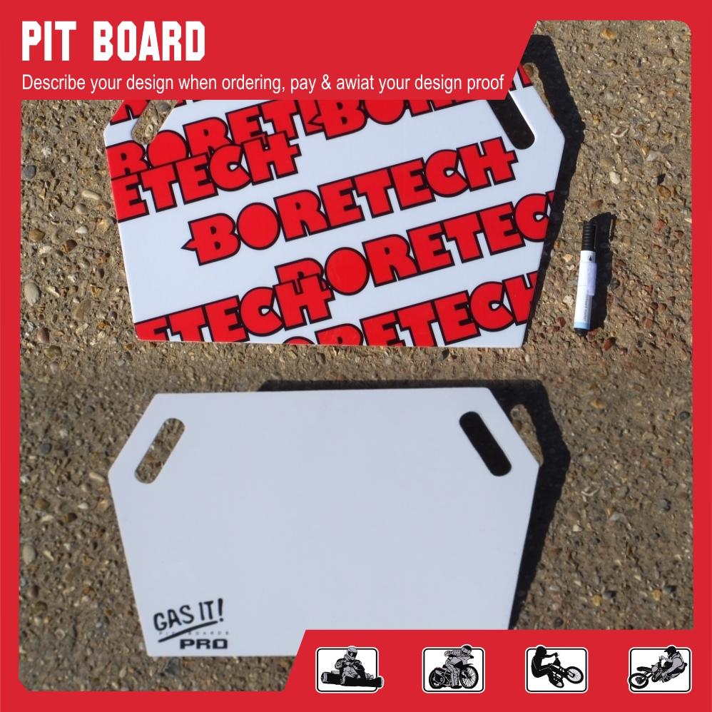 Pit board 4