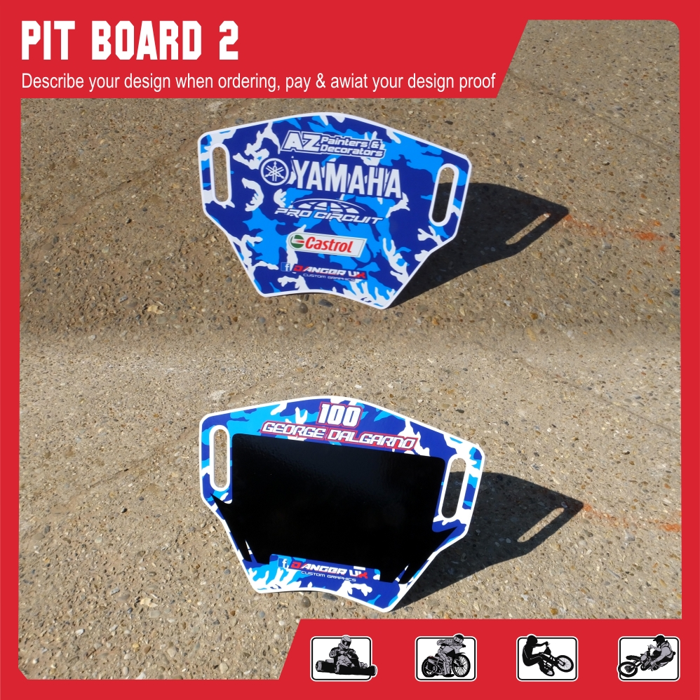 Pit board style 2