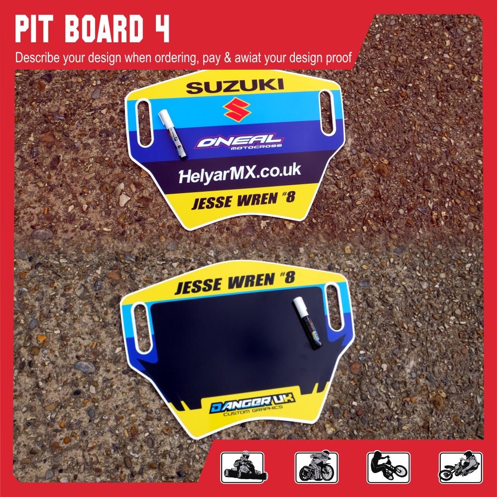 Pit board style 4