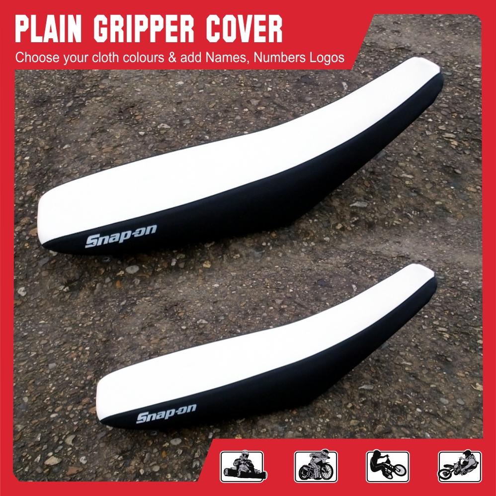 Plain Gripper seat cover