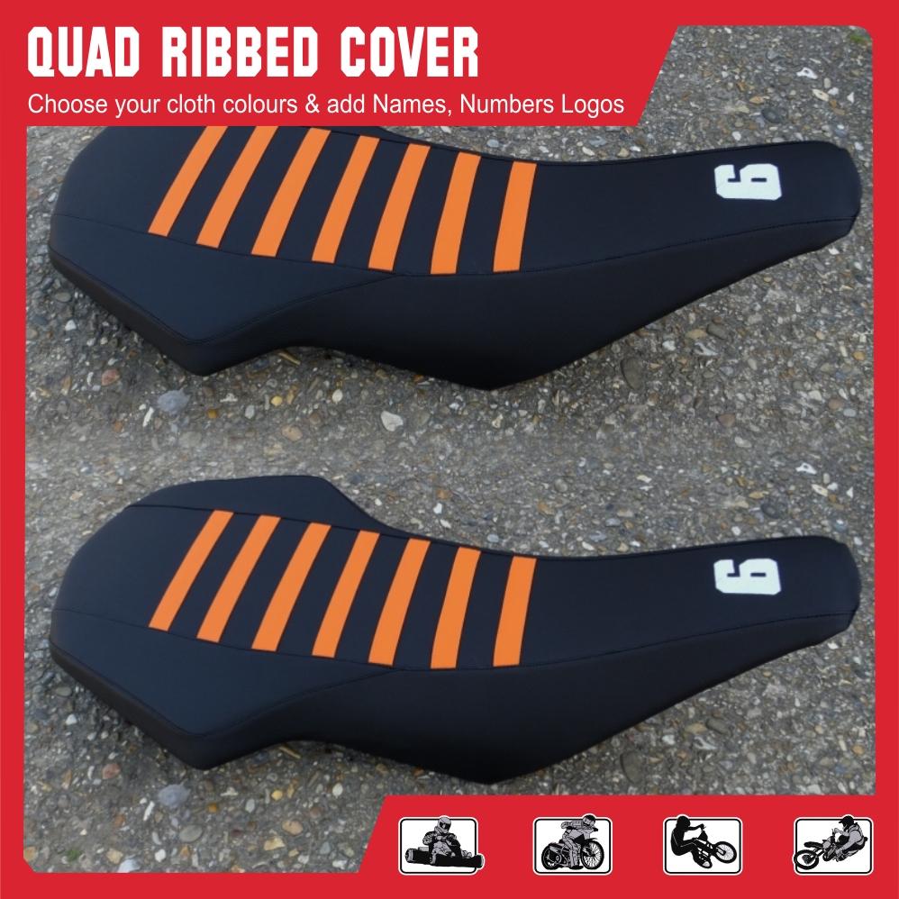 Quad seat cover