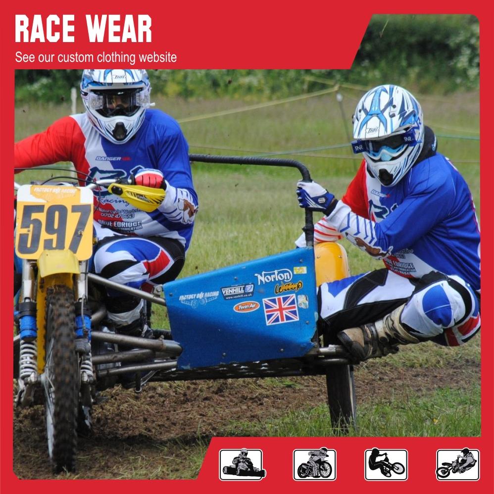 Race wear sidecar