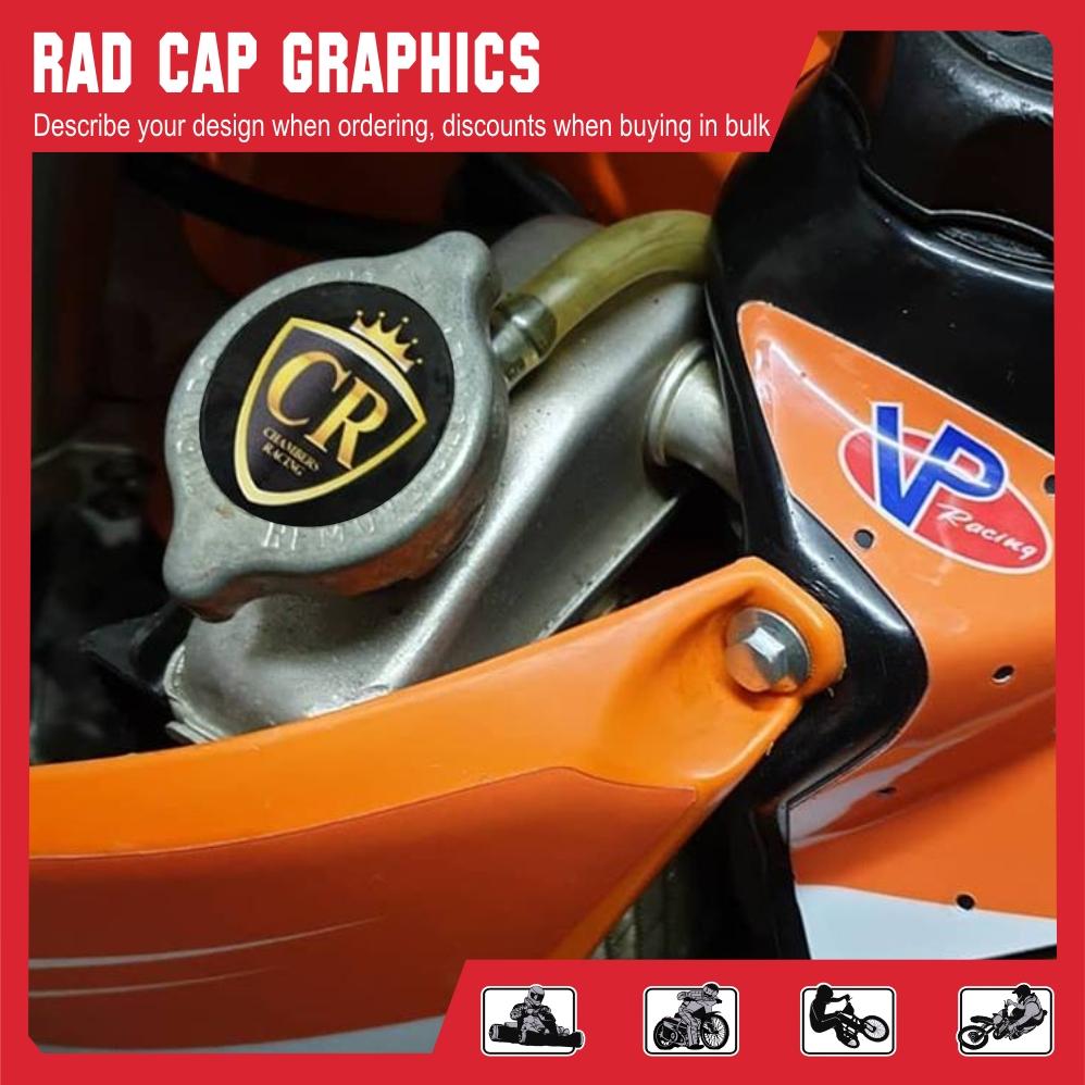 Rad cap graphics