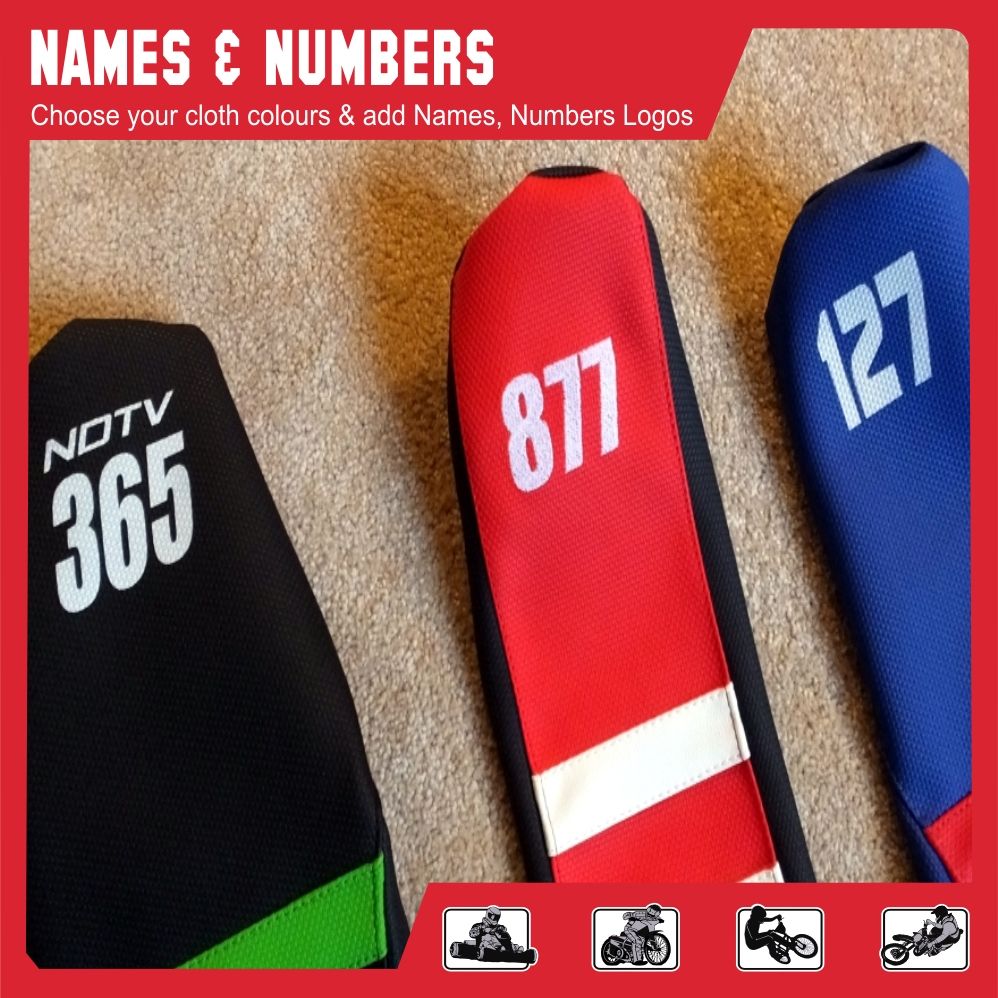 seat cover names