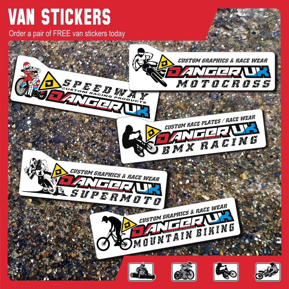 Van stickers