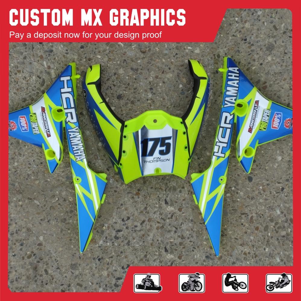 YZF graphics