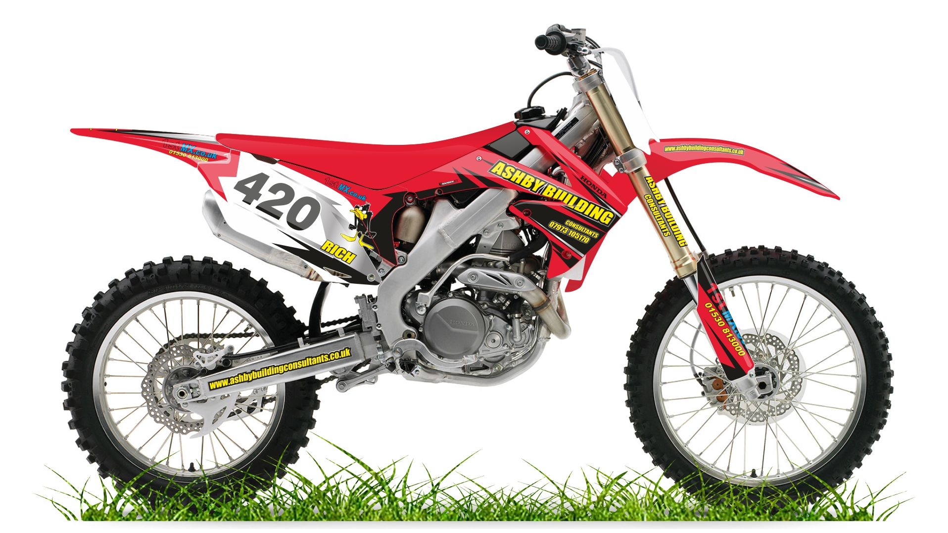 Custom bike 420 ashby