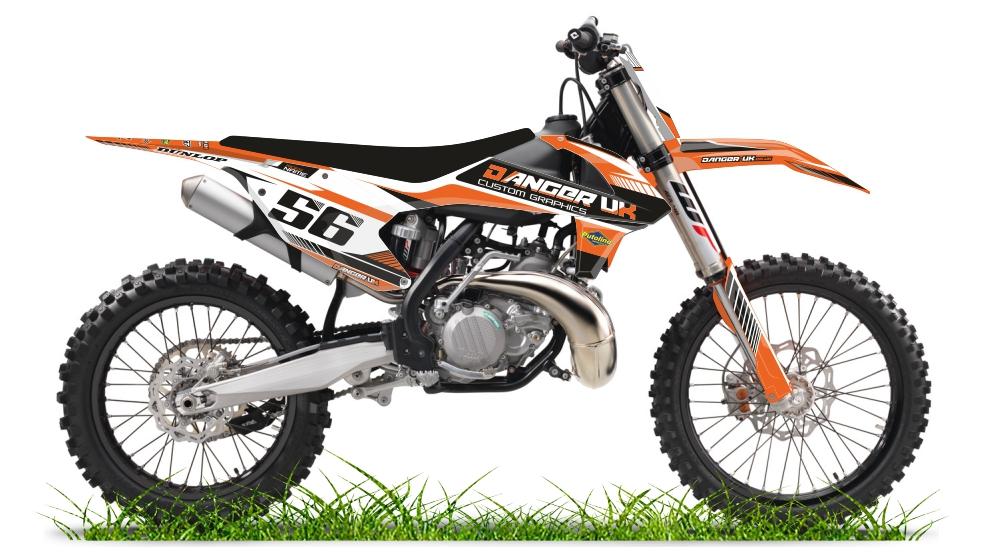 Custom bike DUK 56
