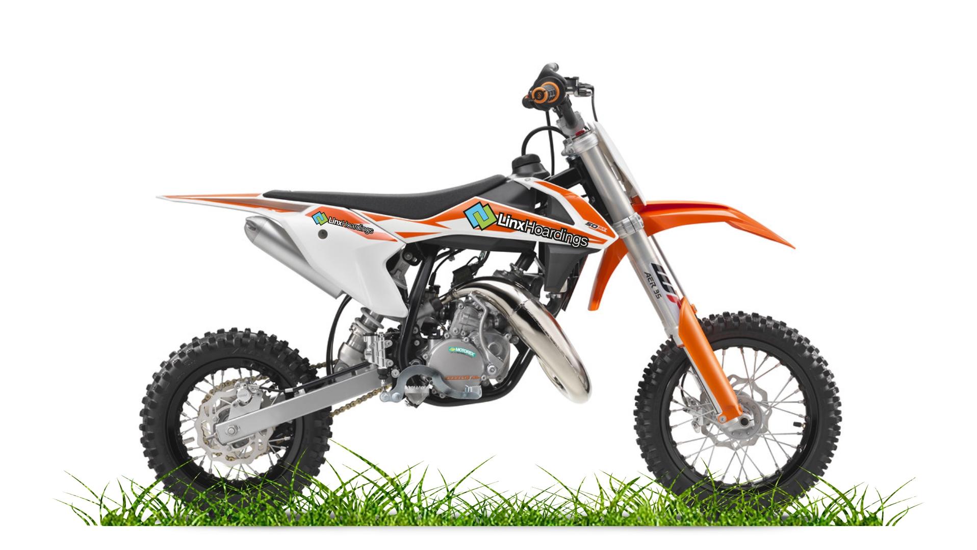 Custom bike Links