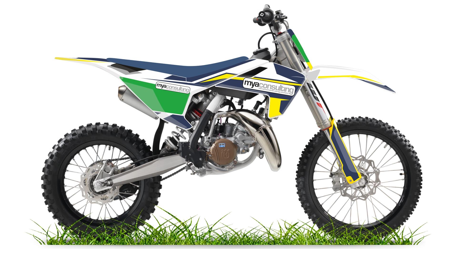 Custom bike mya